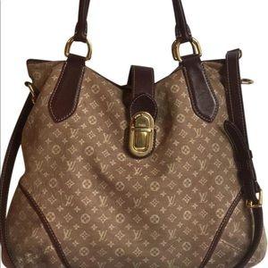 Louis Vuitton Mini Lin Elegie Idylle Shoulder Bag